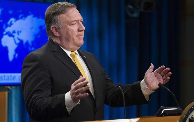 Estados Unidos cancela tratado con Irán sobre relaciones económicas