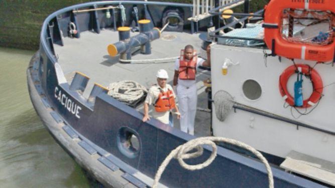 ACP notifica a capitanes de remolcadores su separación