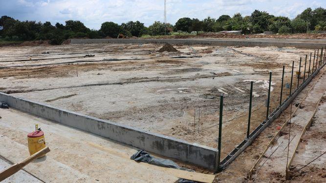 En marcha el estadio del Deportivo Universitario
