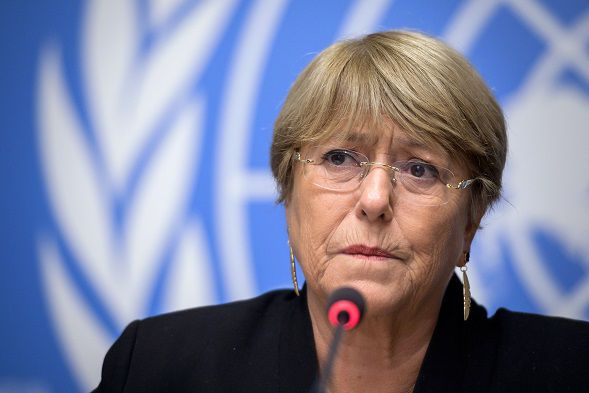 Líderes bolivianos invocan fin de la violencia; Bachelet teme una situación fuera de control