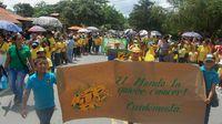 El Valle de Antón: Comunidad respalda festival en honor a la rana dorada