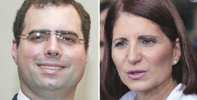 MP pide desaforar a esposa e hijo de expresidente Ricardo Martinelli
