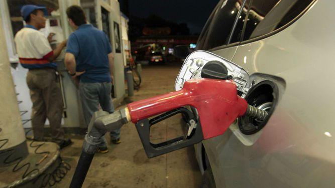 Gasolina de 95 octanos mantiene su precio