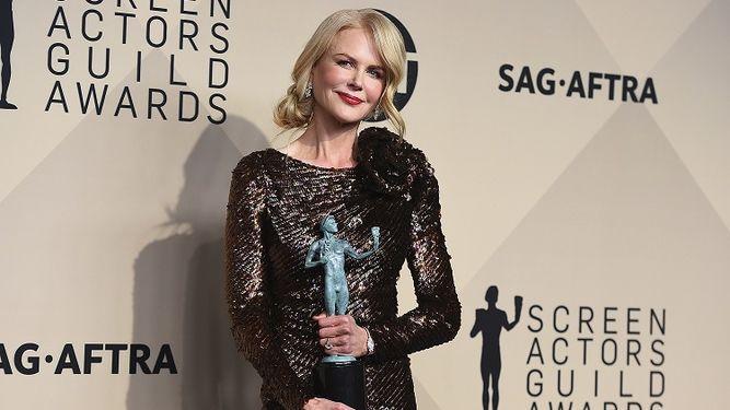 'Three Billboards Outside Ebbing, Missouri' vence en los  Screen Actors Guild Awards