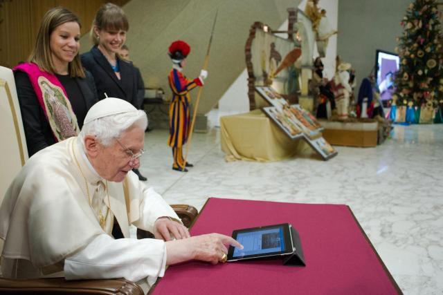 La renuncia del Papa revoluciona Twitter