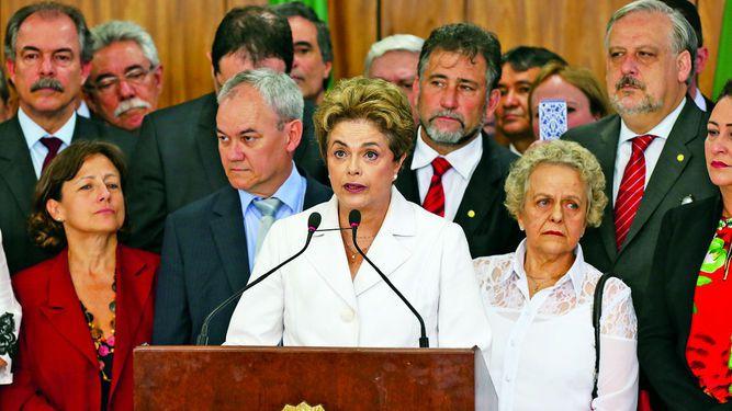 Decepción entre los inversores en Brasil