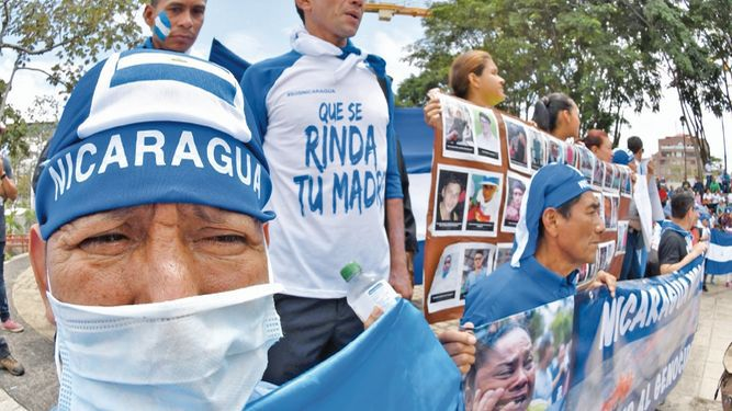 Nicaragua, sin diálogo y en el caos y la incertidumbre