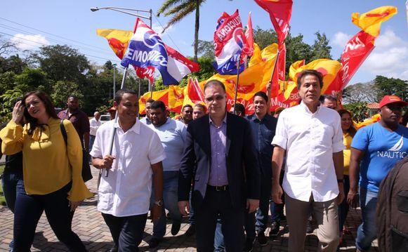 PRD y Molirena inscriben su alianza ante el Tribunal Electoral
