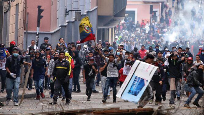 Ecuador: Lenín Moreno cambia la sede de gobierno