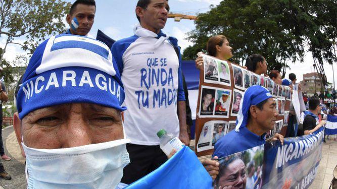 Nicaragua se deteriora por la violencia, sin reinicio del diálogo a la vista