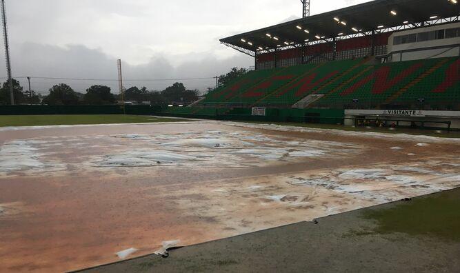 Posponen segundo juego de la semifinal entre Herrera y Chiriquí por la lluvia