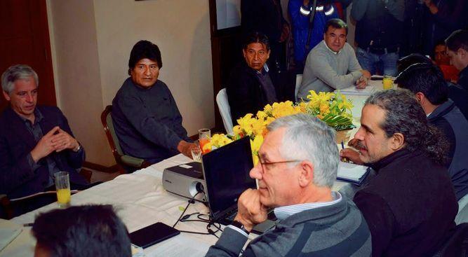Bolivia y Chile acordarán plazos sobre demanda por manantial Silala