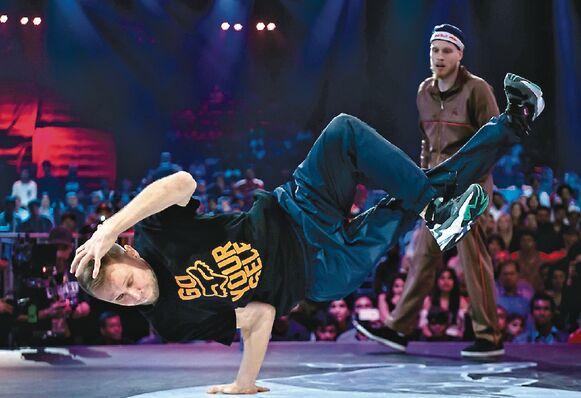 El Mundial de 'break dance' sacude al público