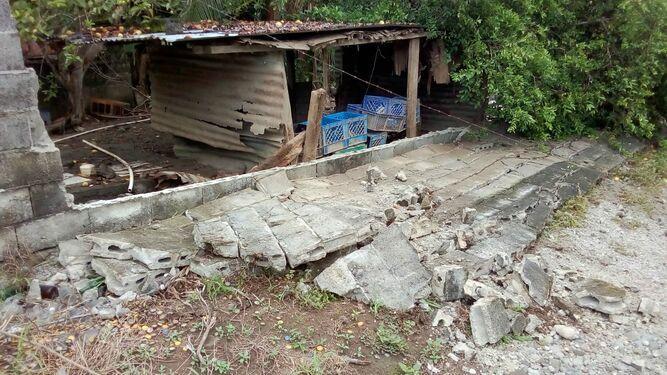 Tras sismo, continúan las inspecciones en Puerto Armuelles