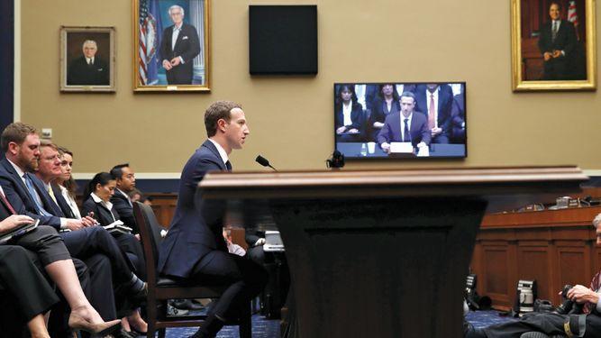 Mark Zuckerberg fue uno de los afectados por filtración
