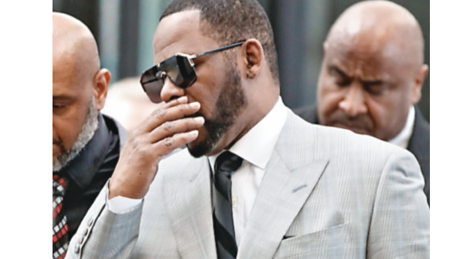 Cantante estadounidense R. Kelly es arrestado por abuso sexual de menores