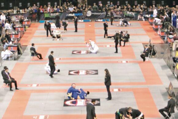 Panamá se luce en campeonato de jiu–jitsu