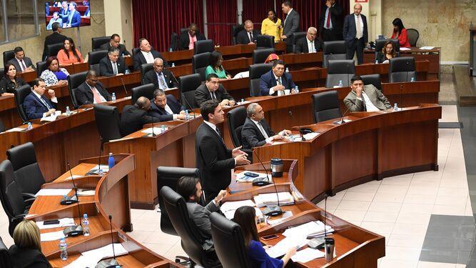 Pleno devuelve a segundo debate el proyecto de ley de Asociación Público Privada