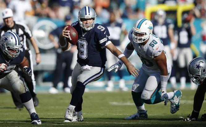 Romo regresay Cowboys ganan