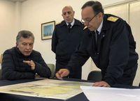Detectan ruidos y analizan si provienen del submarino perdido
