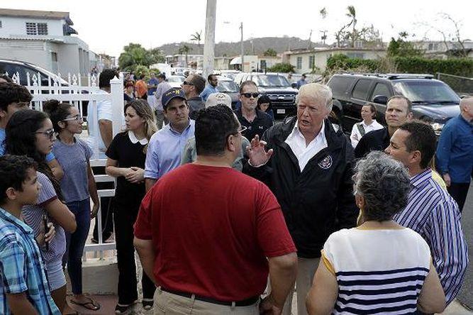 Sube a 34 el número de muertos por huracán María en Puerto Rico
