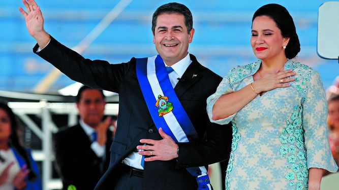 Hernández asume nuevo mandato