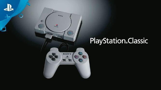 El retorno de la mítica consola Playstation