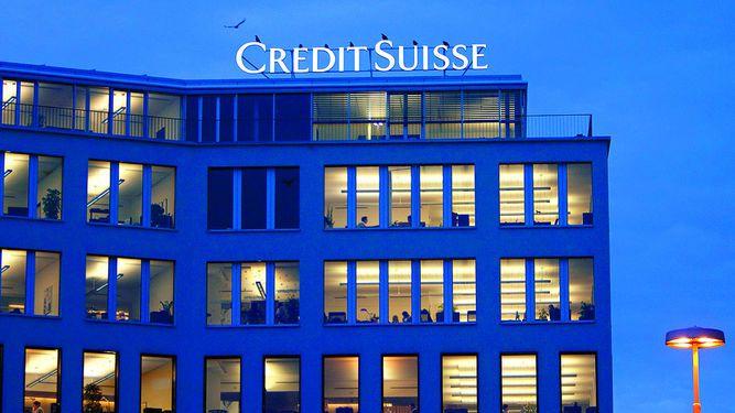 Credit Suisse recorta nómina