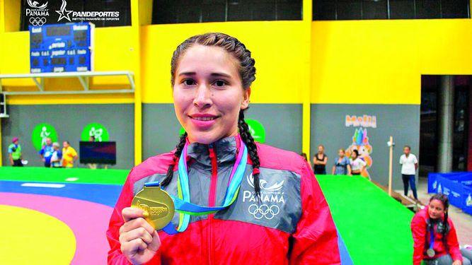La lucha olímpica saca la cara