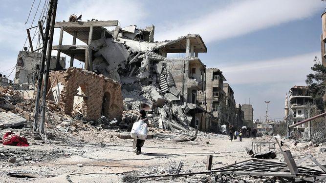 Denuncian a cómplices de atrocidades en Siria