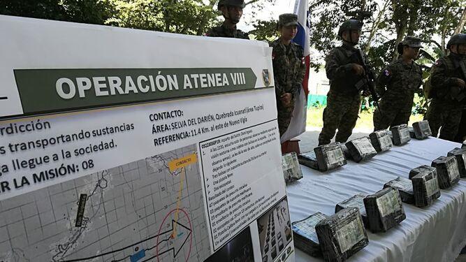 Senafront intercepta a mochileros; se incautan de droga y armas de fuego