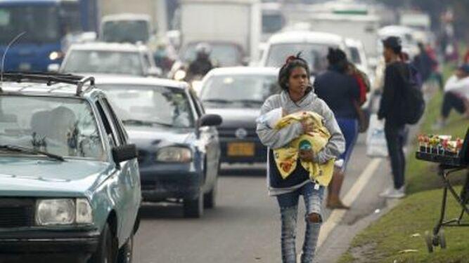 Éxodo de Venezuela deja a 1.1 millones de niños necesitados de ayuda en la región