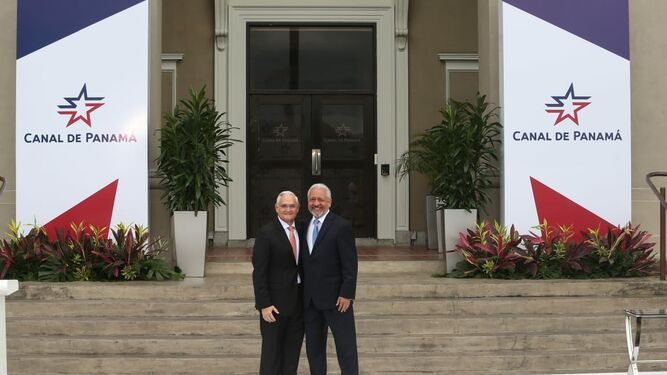 Ricaurte Vásquez toma posesión como nuevo administrador del Canal de Panamá