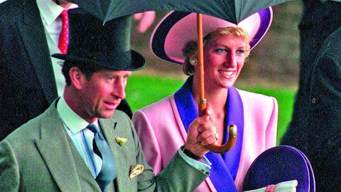 Saldrán en tv grabaciones de la princesa Diana de Gales