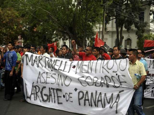 Henríquez: Gobierno no está impulsando minería en la comarca Ngäbe Buglé