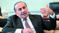 Nasser Al-Nuaimi: 'La crisis fue planificada'