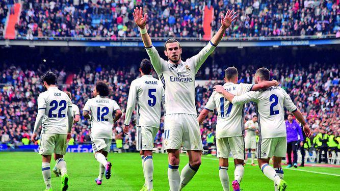 El Madrid juega hoy