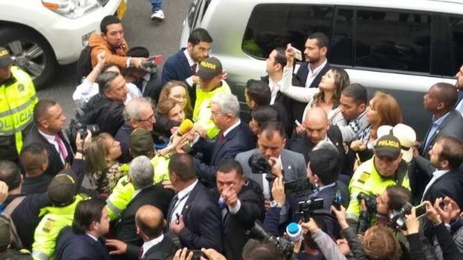 Álvaro Uribe, cara a cara con la justicia colombiana