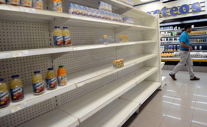 Venezuela: industria de alimentos enfrenta crisis extrema