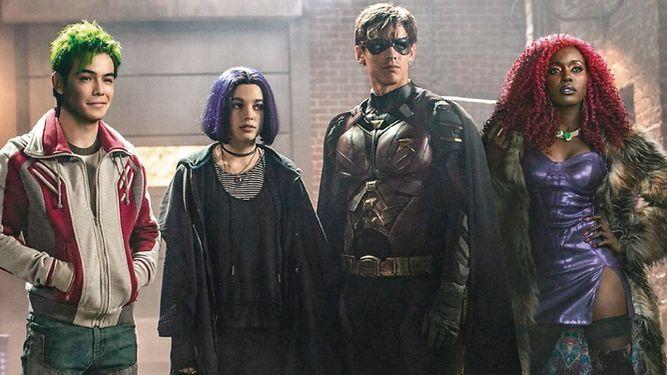 ¿Podrán unos titanes salvar a DC?
