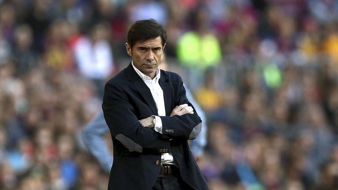 Marcelino porlonga su contrato como técnico del Villarreal