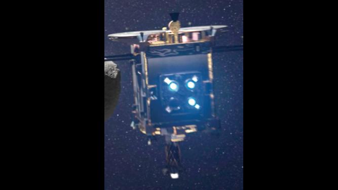 Sonda espacial Hayabusa 2 inicia su retorno a la Tierra