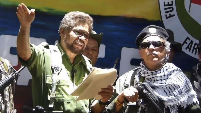 Gobierno de Colombia, preocupado aunque no sorprendido por regreso a las armas de exjefes FARC