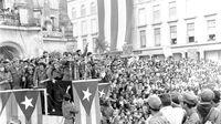 Nueve días de duelo en Cuba