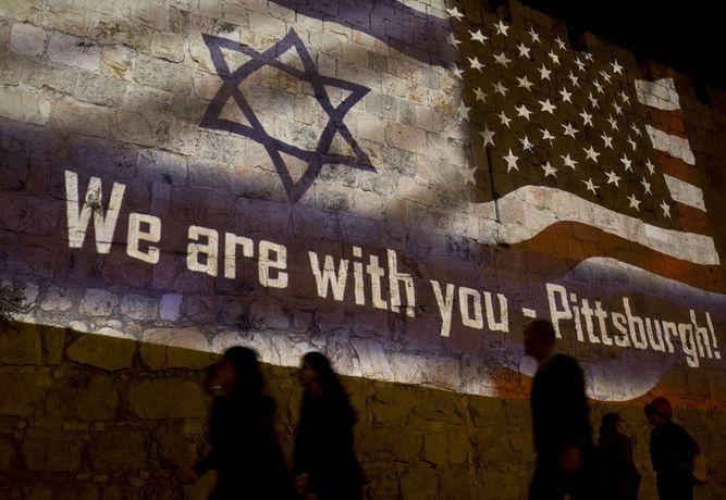 El papa Francisco califica de 'acto inhumano' la matanza en sinagoga de Pittsburgh