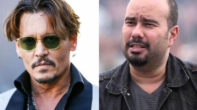 Johnny Depp quiere trabajar con Ciro Guerra