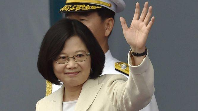 Presidenta de Taiwán visitará Panamá