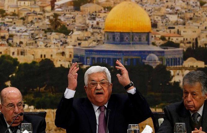 Abbas le recrimina a Trump por su trato a los palestinos