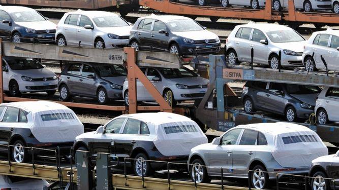 Suspenden acto de convenio marco para autos del Estado