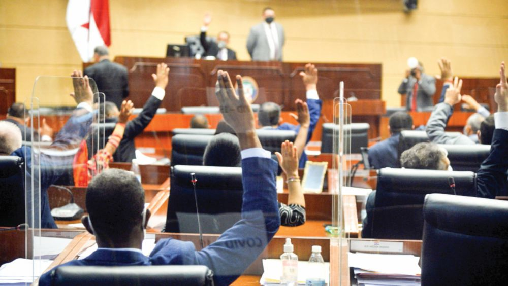 Asamblea avala una moratoria bancaria por ley hasta diciembre